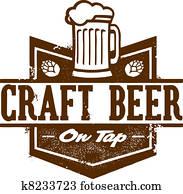 Craft Beer Graphic