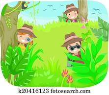 Kids Jungle Adventure