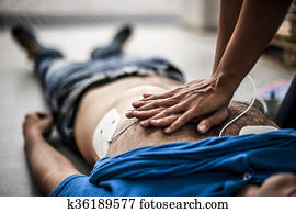 cardiac massage