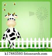 Rigolote coccinelle illustrations 430 rigolote coccinelle banque de photo fotosearch - Photo vache rigolote ...