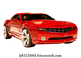Concept Muscle Car