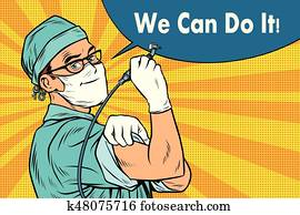 Dentist we can do it