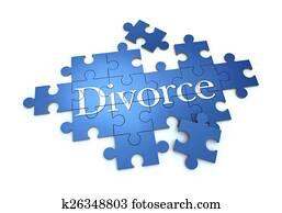 Divorce puzzle