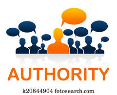 Authority Team Indicates Manager Unity And Control