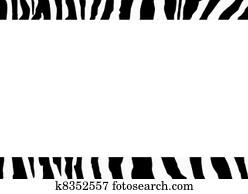 Zebra Template