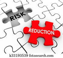 Risk Reduction Puzzle Pieces Mitigate Dangerous Behavior Increase Safety