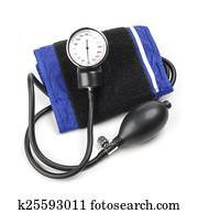Sphygmomanometer for blood pressure
