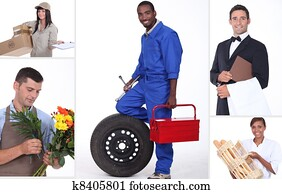 Miscellaneous jobs