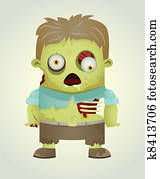 Zombie Character
