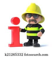 3d Firefighter has info