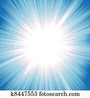 magie, starburst