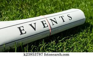 events newspaper
