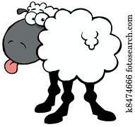 Funky Black Sheep