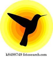 kolibri, symbol