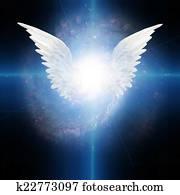 engelchen, geflügelte