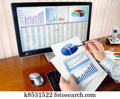 Analizing data