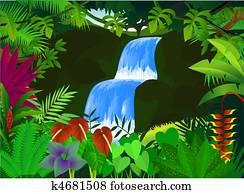beautiful nature background