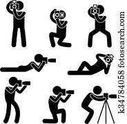 Pictogram Photography