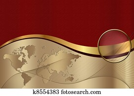 Business card background.