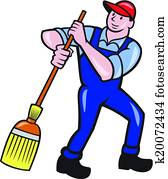 janitor clip art eps images 1 762 janitor clipart vector rh fotosearch com Janitorial Services janitorial clip art images