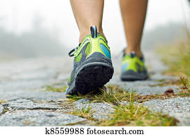 Walking exercise