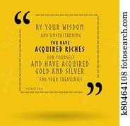 Best Bible quotes about wisdom and riches