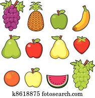 Sweet Juicy Fruits