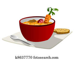 Soup graphic