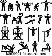 Gym Gymnasium Body Building