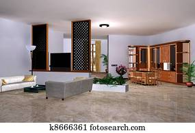 Dining Room with lounge