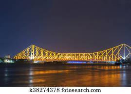 Howrah Bridge Stock Photos And Images 101 Howrah Bridge Pictures