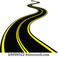 road clipart royalty free 167 998 road clip art vector eps rh fotosearch com Roadway Graphic Road Construction Clip Art