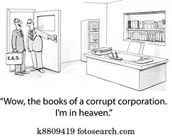 Corrupt IRS