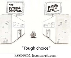Fitness choice