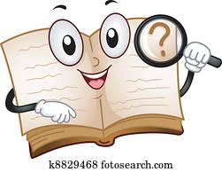 Book Mascot Search