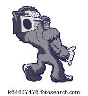 bigfoot radio