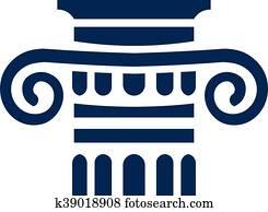collum logo sign
