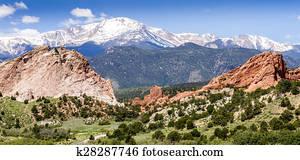 Garden of the Gods Colorado Springs