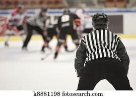 Ice Hockey Referee