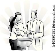 Holy Sacrament Baptism