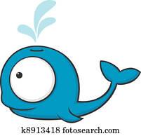 Big-eyed whale