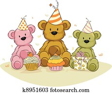 Bear Birthday,