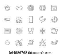 Non Frost Clipart Eps Bilder 60 Non Frost Clip Art Vektor