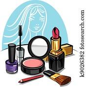 cosmetic make up kit