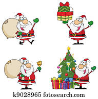 kris kringle graphics 359 kris kringle clip art vectors. Black Bedroom Furniture Sets. Home Design Ideas