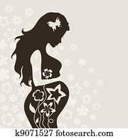 Pregnant girl4