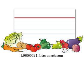 cute vegetables