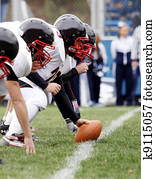 American Football, Offensive Lineme