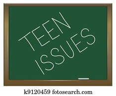 Teen issues.