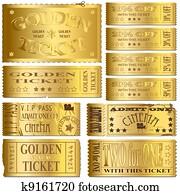 gold, karten